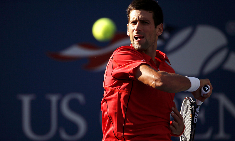 Djokovic finds flawless zone