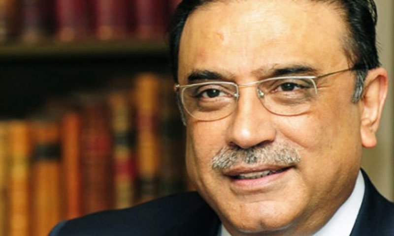 Zardari to take charge of PPP