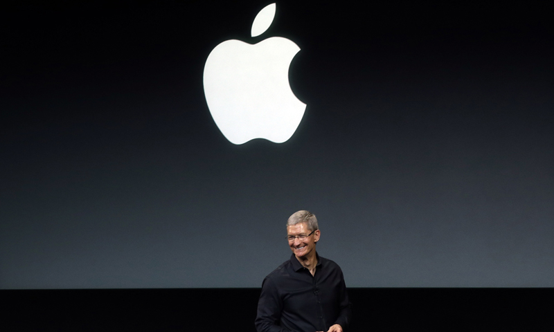 New iPhones, new software announced at Apple Event