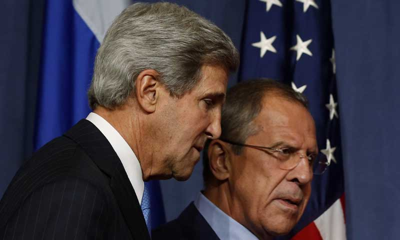 High-stakes US-Russian talks open, Syria to join chemical arms ban