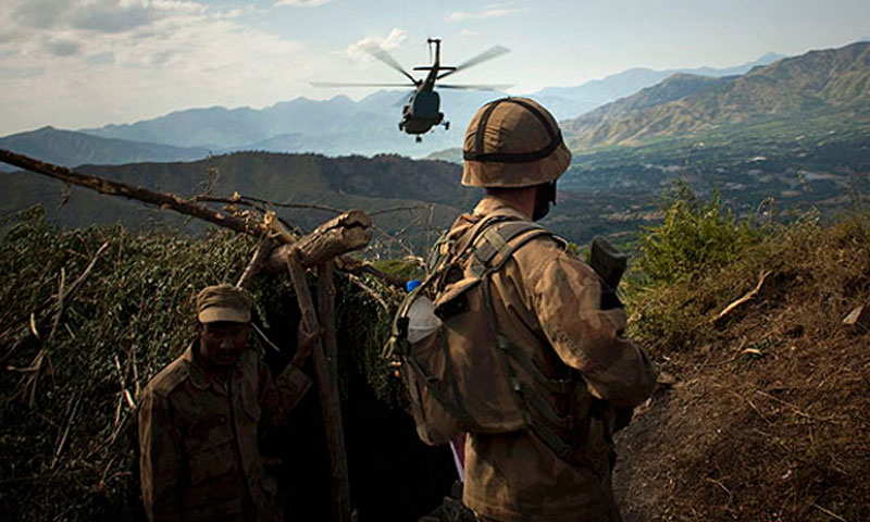Army withdrawal from Malakand approved by KP govt