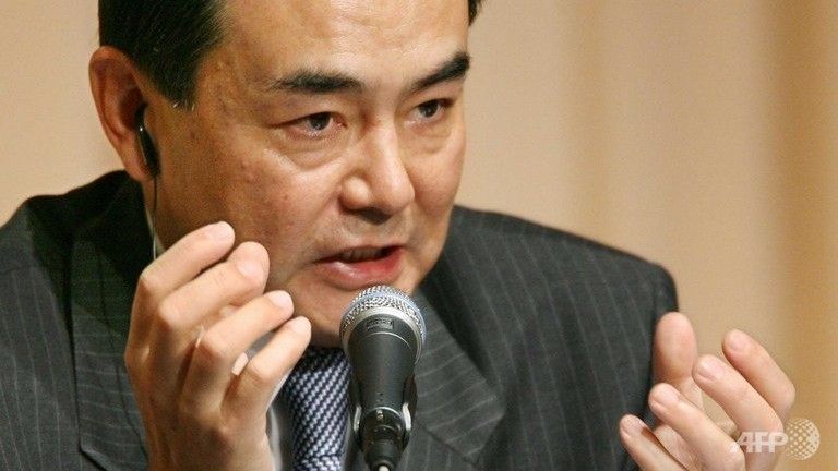 China's Foreign Minister, Wang Yi - File Photo/AFP