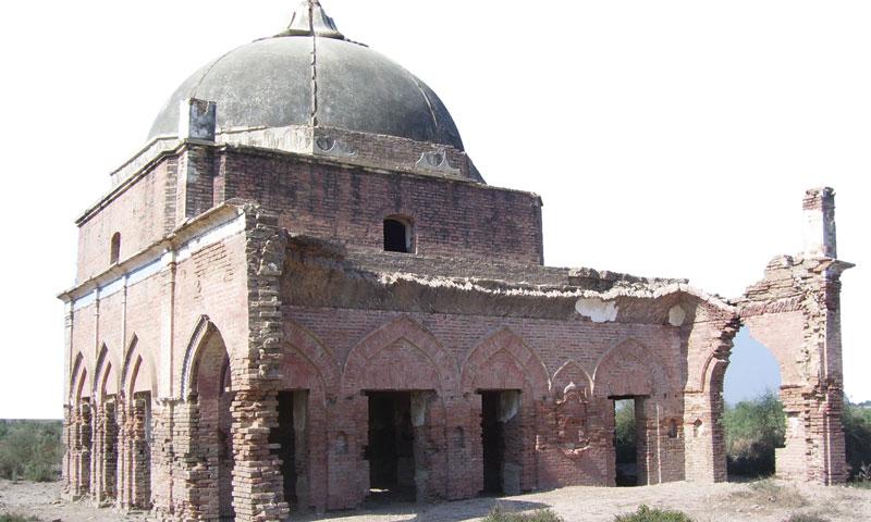The iconic Shiva Temple.