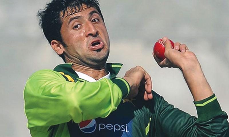 Pakistan's new lefty arsenal: Junaid Khan