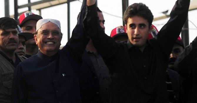 Bilawal Bhutto-Zardari to take up PPP leadership