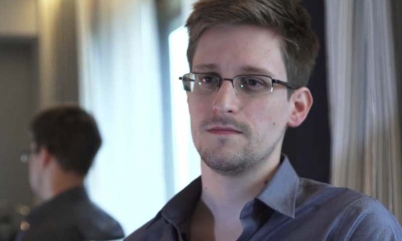 Edward Snowden. — File Photo