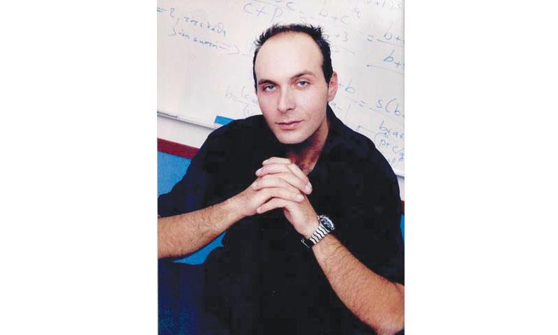Dr Evangelos Katsioulis
