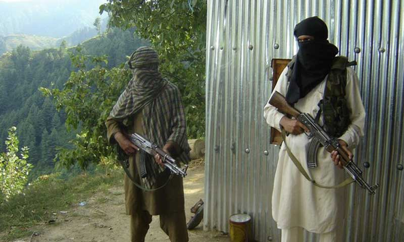 A spokesman for the Tehrik-i-Taliban Pakistan (TTP), while criticizing Nawaz Sharif, said his government was not serious about holding peace talks. – File Photo by Reuters