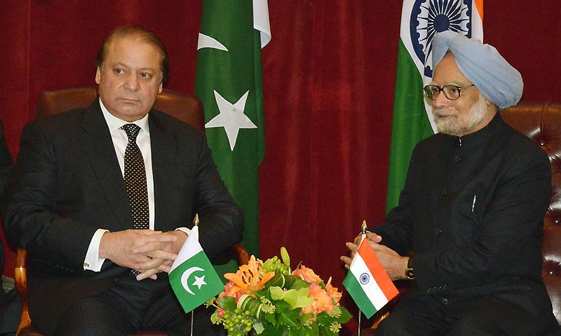 Sharif, Singh agree to reduce LoC tensions