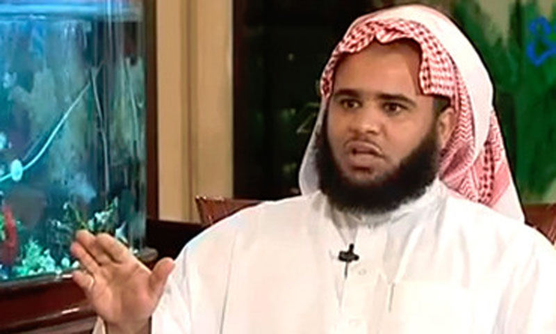 Fayhan al-Ghamdi. — File photo