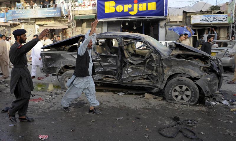 Blast kills six, injures 35 in Quetta