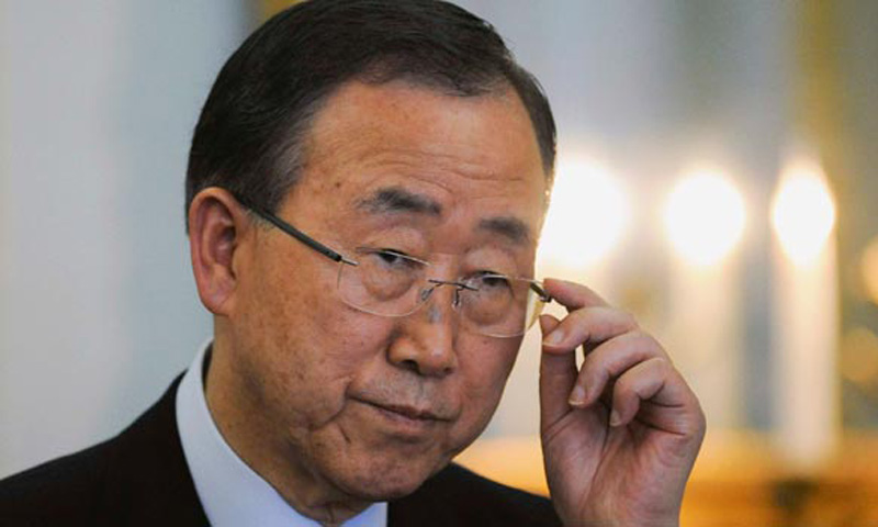 It was the second deadly attack on the UN mission in Darfur, UNAMID, in three days and UN leader Ban Ki-moon called on the Sudanese government to act over the incidents.   — File Photo
