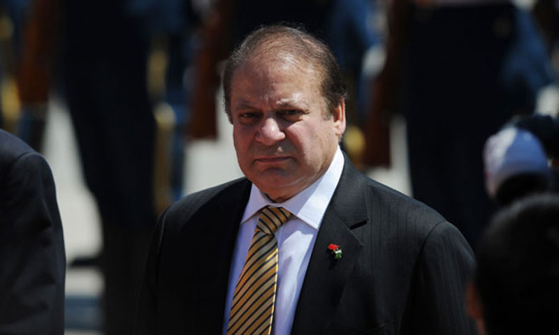 Security aid to Pakistan restored as Nawaz reaches Washington