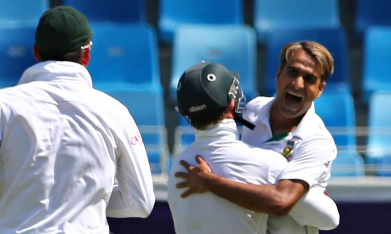Imran Tahir says he's more South African than Pakistani