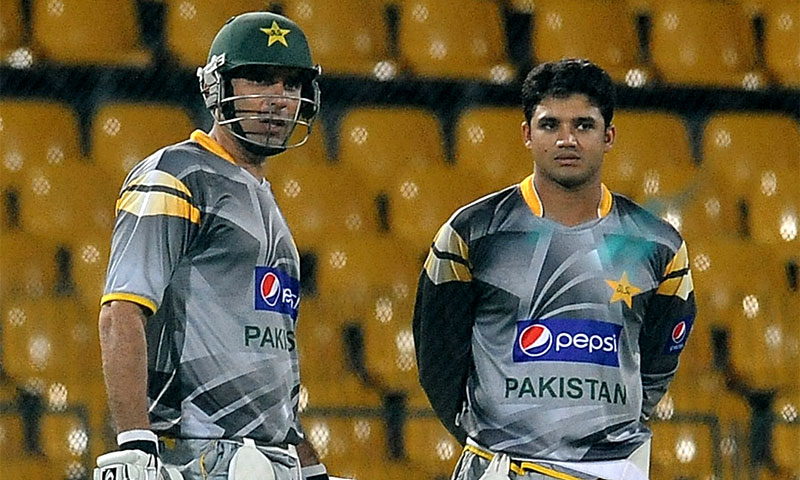 Talent alone won't win you matches, Misbah tells team