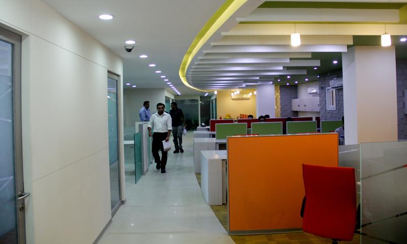 DotZero office — Photo by WhiteStar/Hussain Afzal