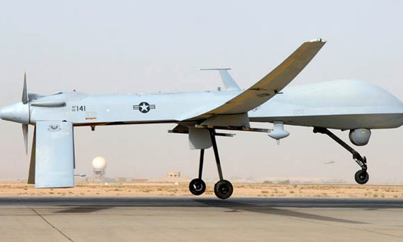 US drone strike in North Waziristan leaves three dead
