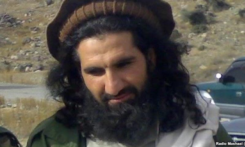 Said has no basic education, conventional or religious, but he is battle-hardened and has experience of fighting in Afghanistan. — Photo courtesy of Radio Mashaal