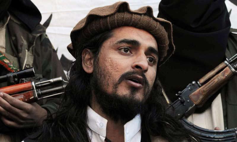 Hakimullah Mehsud. — AFP/ File Photo
