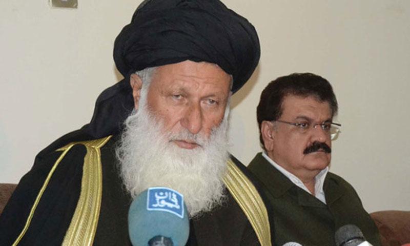 Chairman CII Maulana Muhammad Ali Sherani of JUI-F. – File Photo