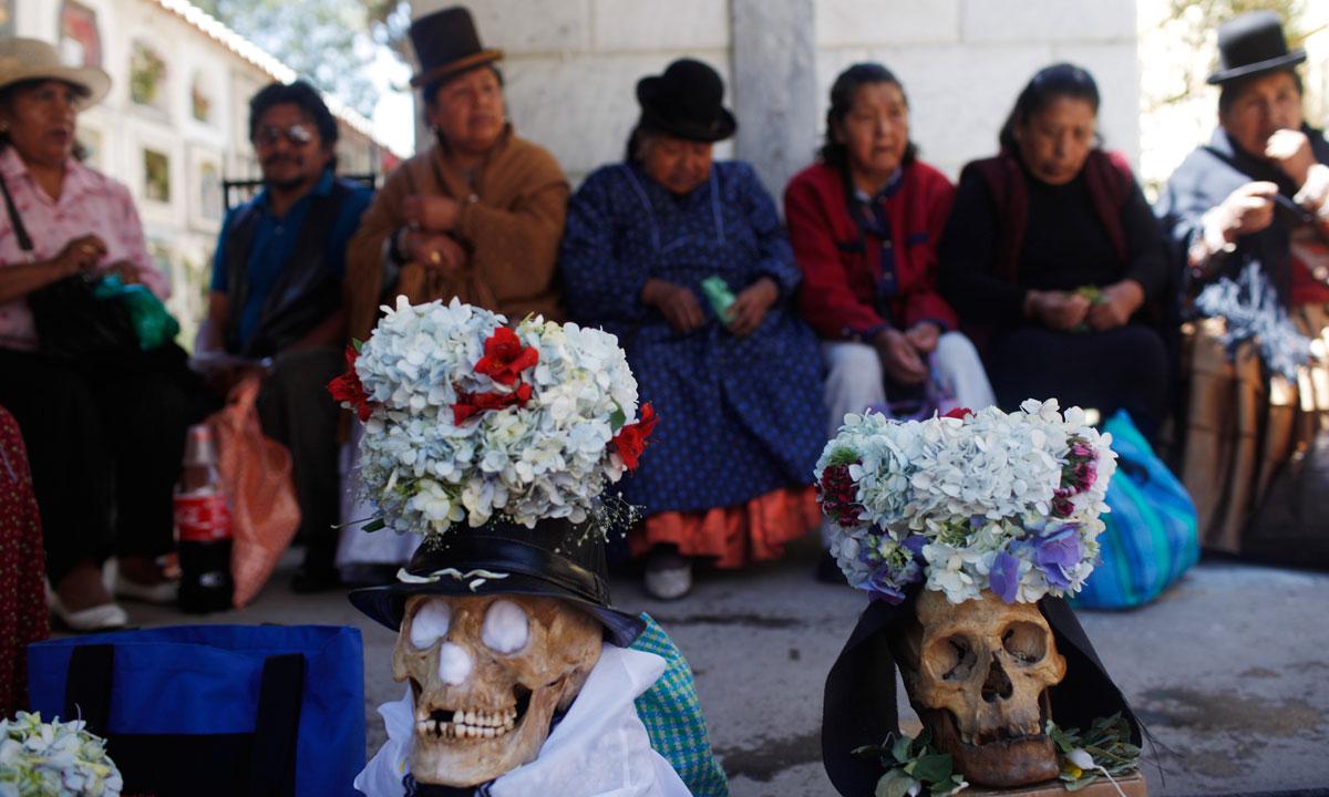 Day of the skullMultimediaDAWN.COM