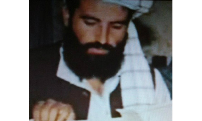 Photo of Nasiruddin Haqqani. — Courtesy: Long War Journal (http://www.longwarjournal.org)