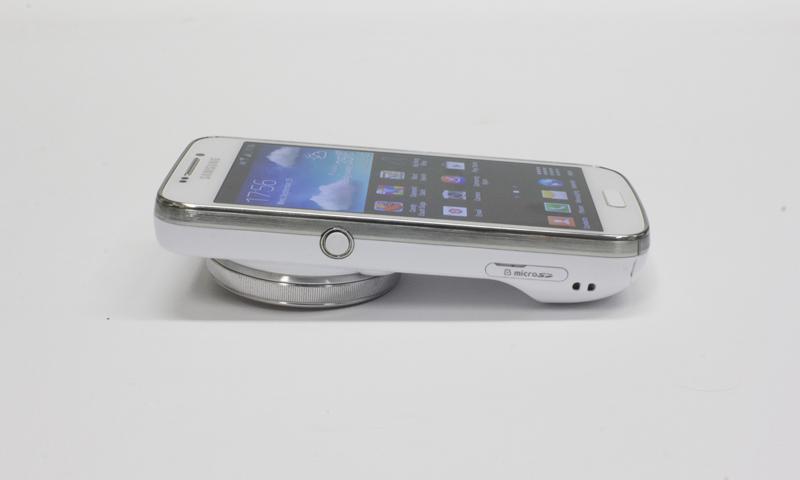 Samsung Galaxy S4 Zoom Pictured. — Bilal Brohi/Spider Magazine Photo