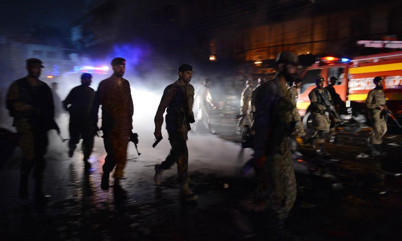 Curfew imposed in Rawalpindi as violence claims eight lives