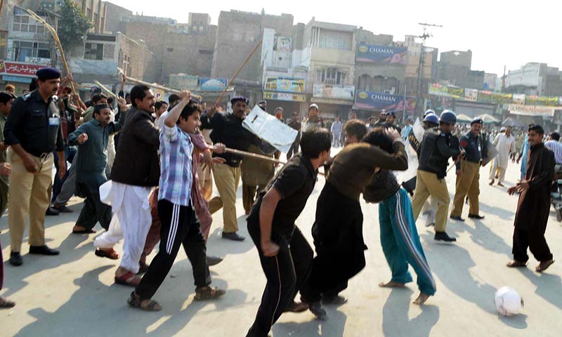 25 injured in Multan riots