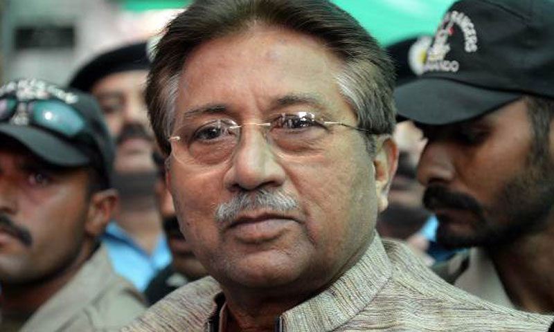 The federal government has already notified the constitution of the special court under Section 4 of the Criminal Law Amendment (Special Courts) Act 1976 to try Gen Musharraf under Article 6 of the Constitution dealing with high treason.  — File Photo