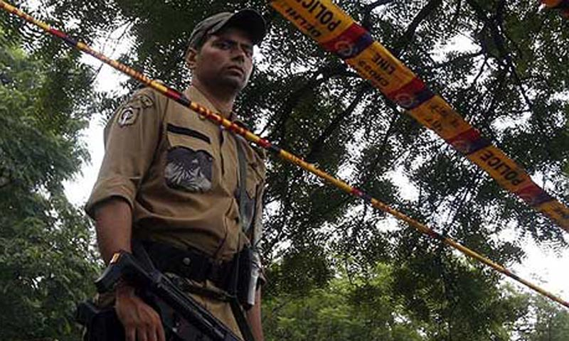 Superintendent Vijayendra Bidari says police recovered two unexploded bombs, but have yet to question the injured suspect who is receiving treatment for serious injuries.   — File Photo by Reuters