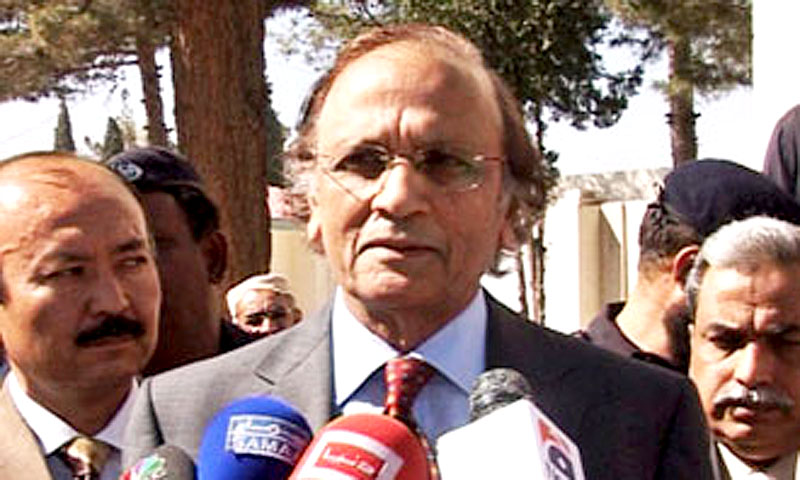 Acting Chief Election Commissioner (CEC) Justice Tassaduq Hussain Jilani. —File Photo