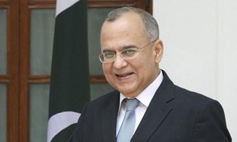 Pakstan's High Commissioner in New Delhi Salman Bashir.—File Photo