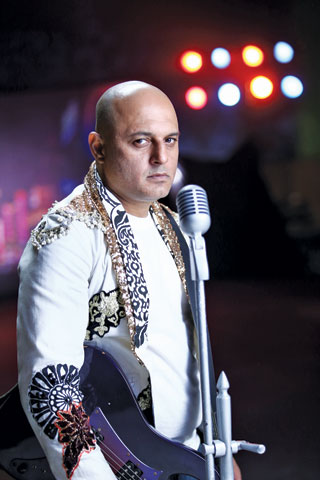 """""""These guys are looking for the 'whole package' – someone who sings and is presentable, etc. I'm just looking for someone who can sing."""" – Ali Azmat"""