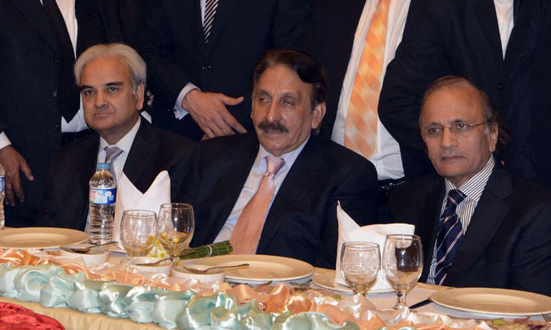 Iftikhar Chaudhry bids farewell, expresses confidence in Jillani