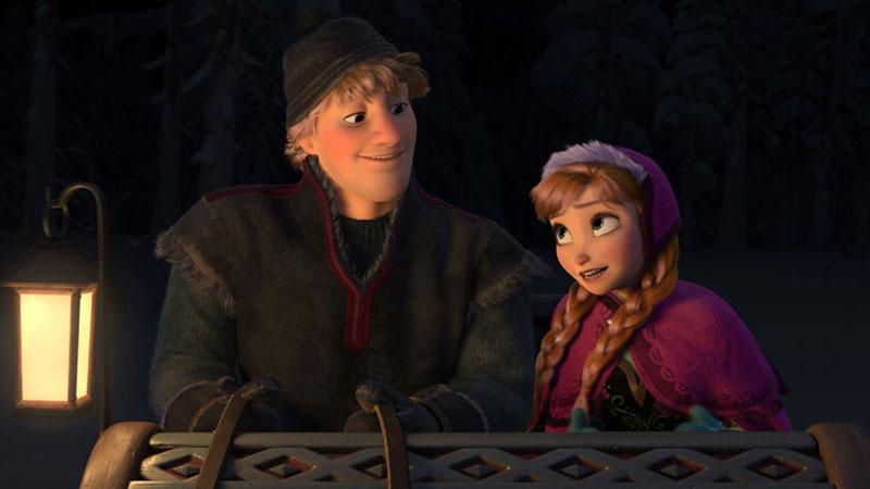 "A scene from movie, ""Frozen"". - Courtesy Photo"