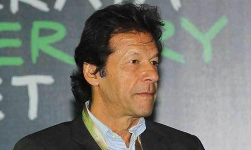 Pakistan Tehreek-i-Insaf (PTI) Imran Khan. — File photo