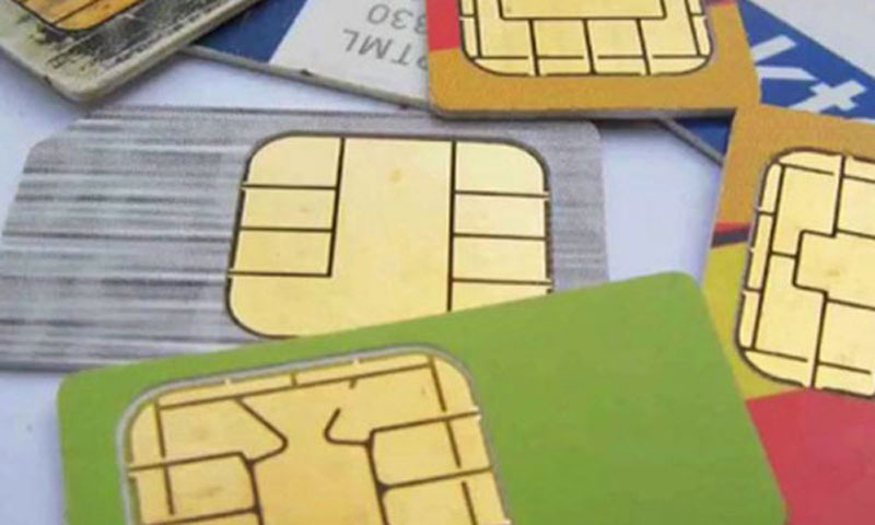 The PTA had asked the companies to complete the process of installing biometric verification system (BVS) at their service and sales centres and franchises in the major cities by Dec 20—  File photo
