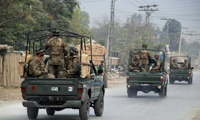 A Pakistan military spokesman speaking to Dawn.com said that the intelligence based sting military operation in North Waziristan on 19th December was in response to an attempt by terrorists to ambush a military convoy.— File Photo