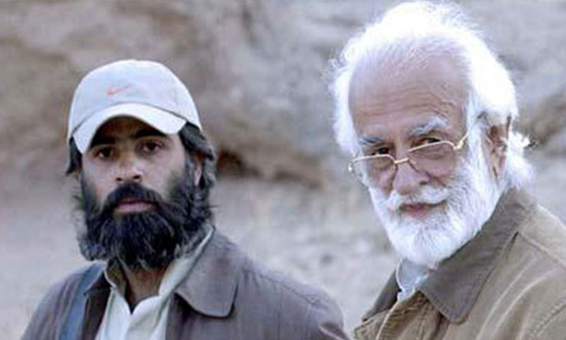 Baloch nationalist leader Akbar Khan Bugti was killed in a cave on Aug 26, 2006 during a military crackdown ordered by Musharraf who was president and army chief at the time. — File photo