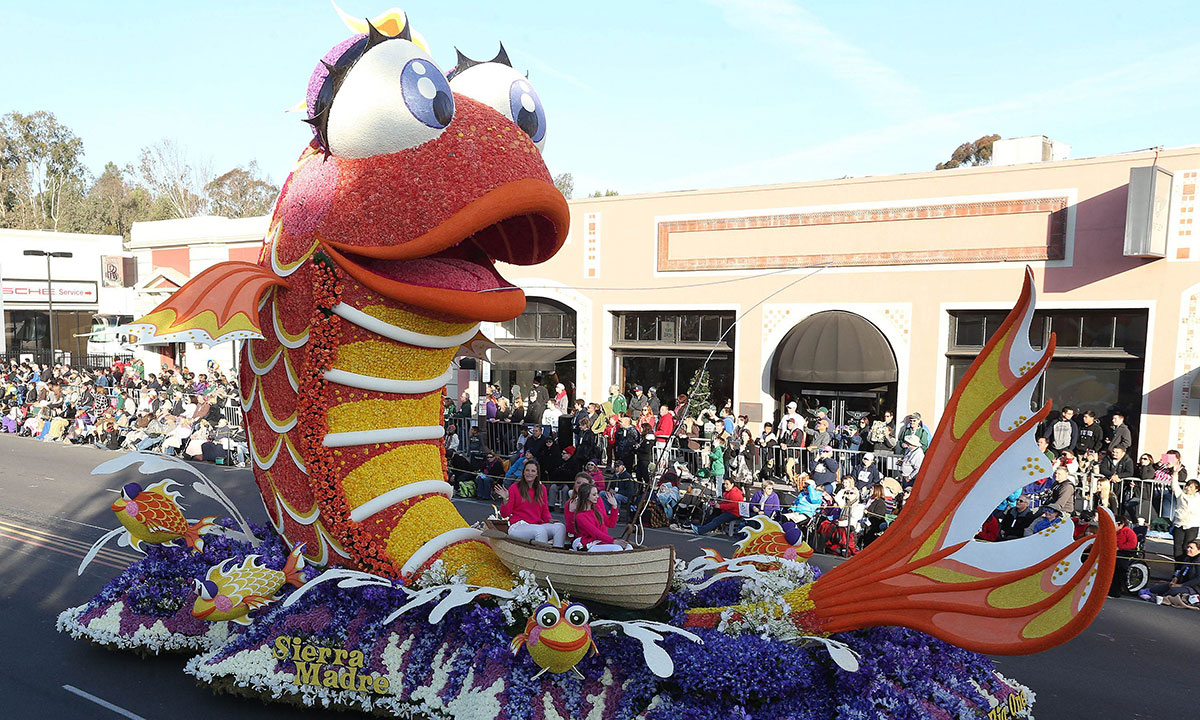 Honda Of Pasadena >> Rose Parade - Multimedia - DAWN.COM