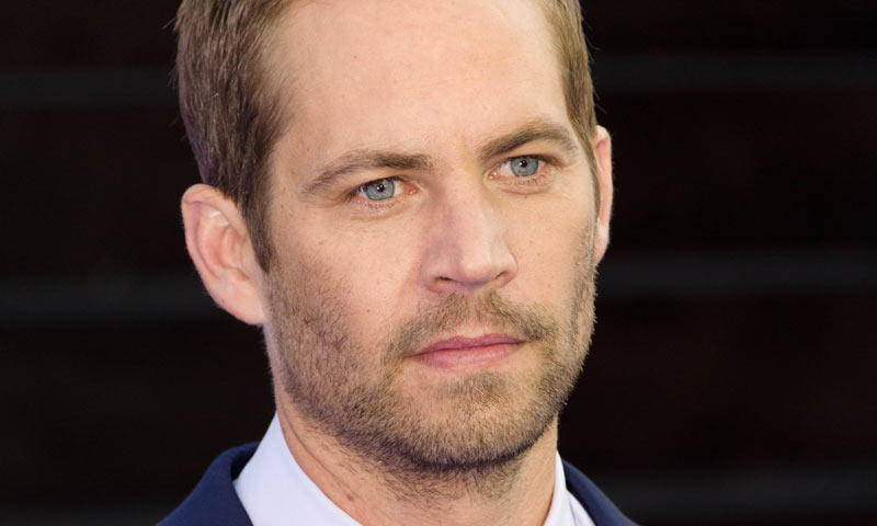 """US actor Paul Walker arrives at the world premiere of """"Fast and Furious 6"""" at the Empire cinema in Leicester Square in central London in this May 7, 2013 file photo. -AFP Photo"""
