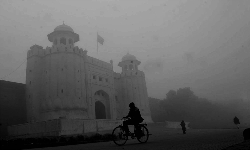 Lahore Fort— Photo by White Star