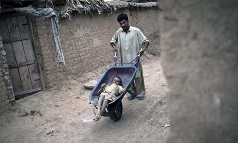 Missed targets in Punjab pose polio challenge