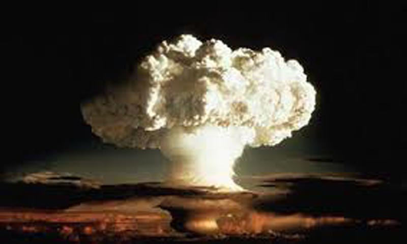 Pakistan is ranked 22nd and India 23rd out of 25 countries with weapons usable nuclear materials worldwide. – File Photo by Reuters