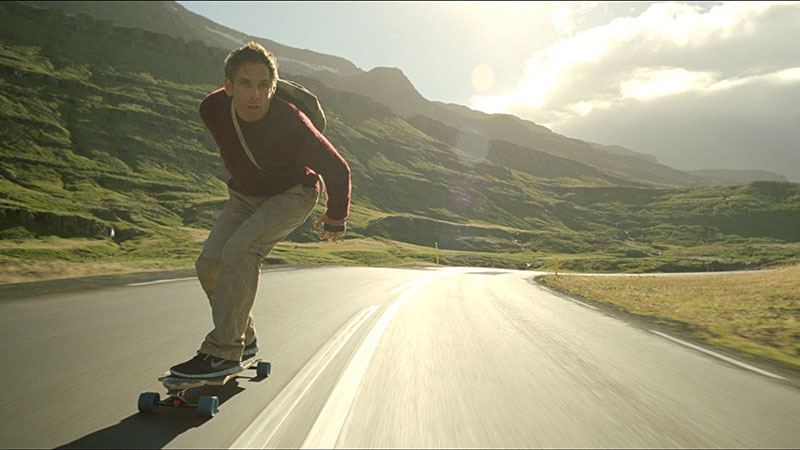 """A scene from movie, """"The Secret Life of Walter Mitty"""". - Courtesy Photo"""