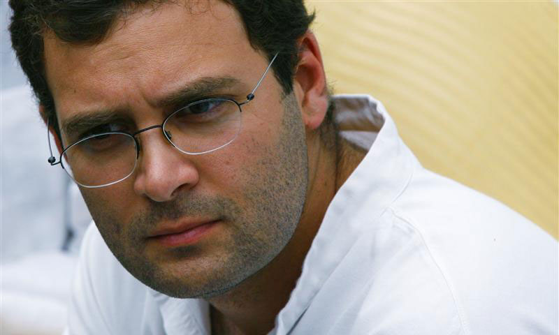 Rahul Gandhi, the scion of a dynasty that has led India for most of its history, suggested in an interview published on Tuesday he was ready to be prime minister if his party won forthcoming elections, his first indication that he wants the job. — Photo by Reuters