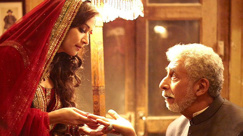 "A scene from movie, ""Dedh Ishqiya"". - Courtesy Photo"