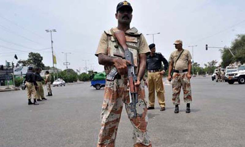 Two dead, six injured in Karachi violence