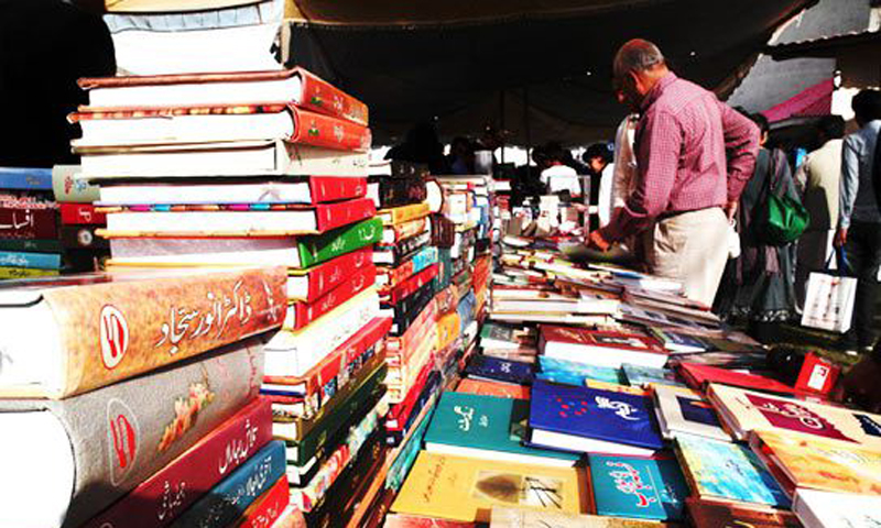 2013: yet another prolific year for Urdu literature